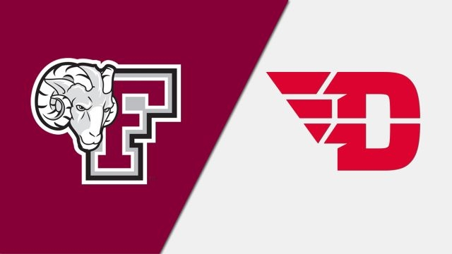 Fordham vs. Dayton (Game 9) (Baseball)