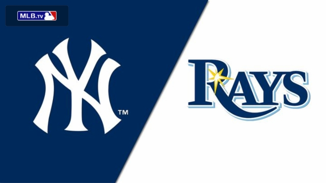 New York Yankees vs. Tampa Bay Rays