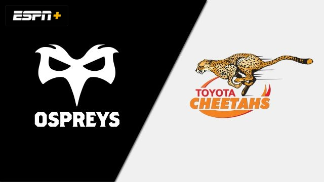 Ospreys vs. Cheetahs (Guinness PRO14 Rugby)