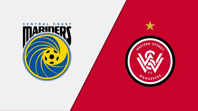 Central Coast Mariners vs. Western Sydney Wanderers FC (A-League)