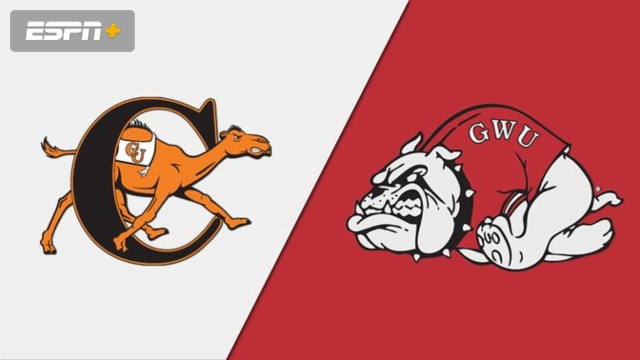 Campbell vs. Gardner-Webb (M Basketball)