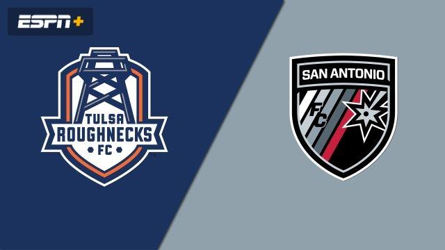 Tulsa Roughnecks FC vs. San Antonio FC (USL Championship)