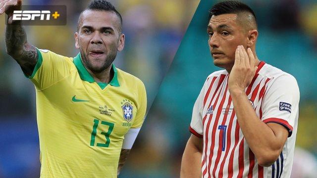 Brazil vs. Paraguay (Quarterfinal) (Copa America)