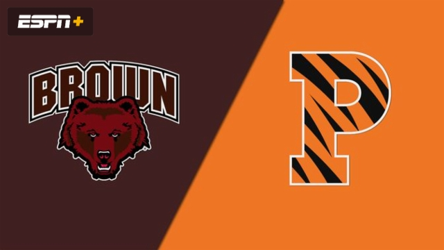 Brown vs. Princeton (W Hockey)