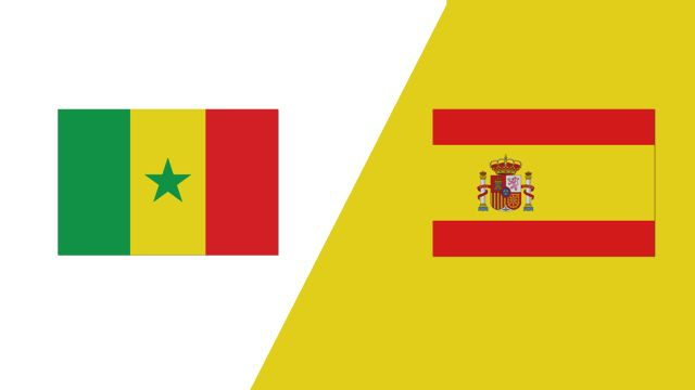 Senegal vs. Spain