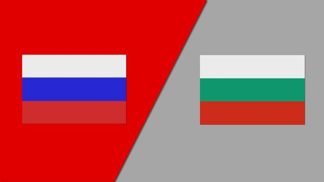 Russia vs. Bulgaria (FIBA World Cup Qualifier)