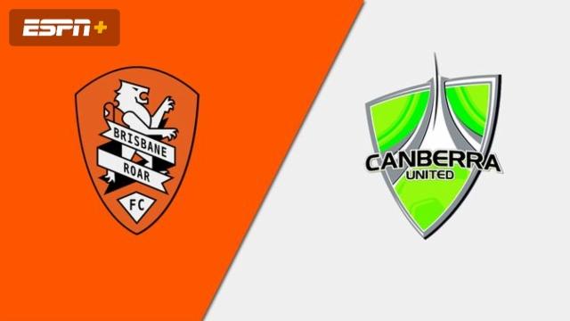 Brisbane Roar FC vs. Canberra United (W-League)