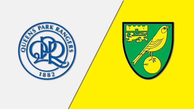 Queens Park Rangers vs. Norwich City (English League Championship)