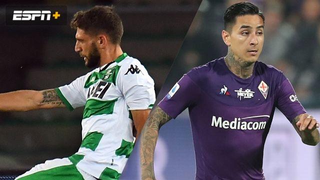 Sassuolo vs. Fiorentina (Serie A)
