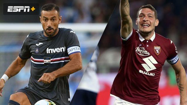 Sampdoria vs. Torino (Serie A)