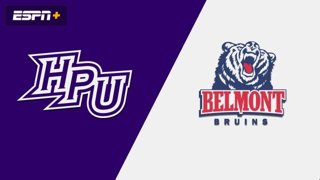 High Point vs. Belmont (M Basketball)