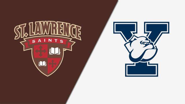 St. Lawrence vs. Yale (All Courts)