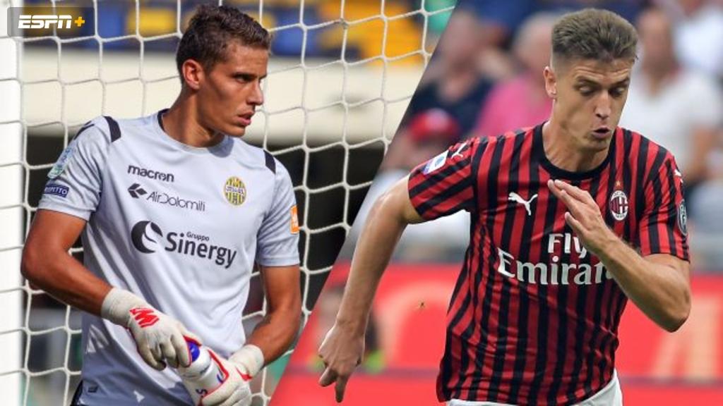 Hellas Verona vs. Milan (Serie A)