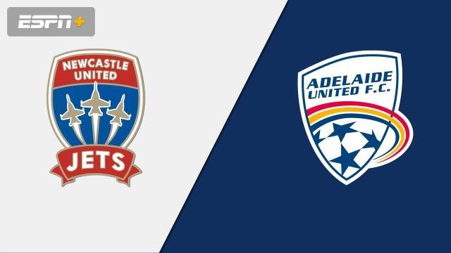 Newcastle Jets vs. Adelaide United (W-League)