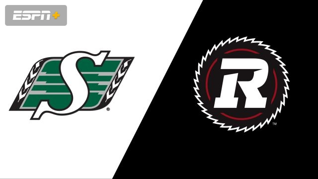 Saskatchewan Roughriders vs. Ottawa Redblacks (Canadian Football League)