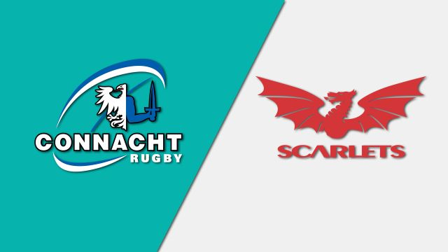 Connacht vs. Scarlets