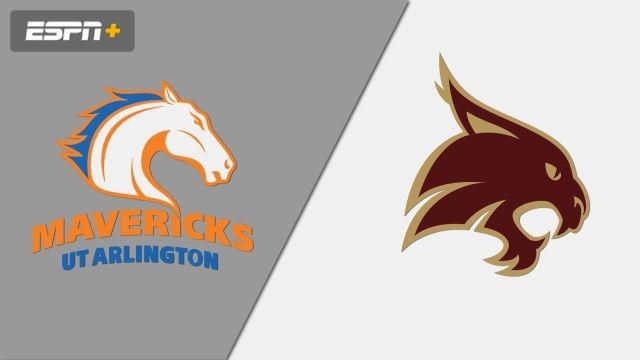UT Arlington vs. Texas State (M Basketball)