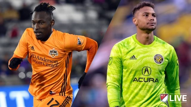 Houston Dynamo vs. Columbus Crew SC