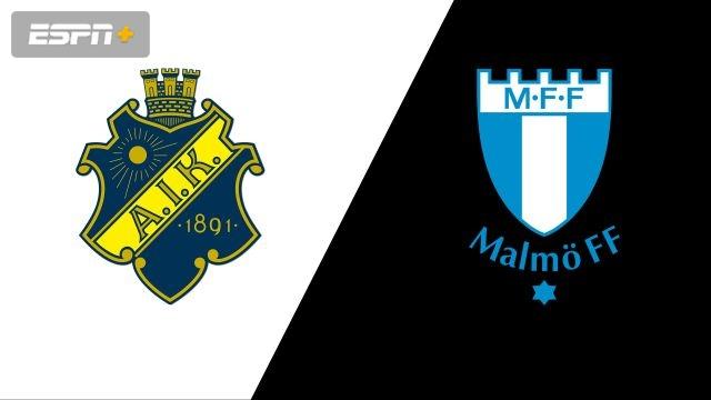 AIK Fotboll vs. Malmo FF (Allsvenskan)