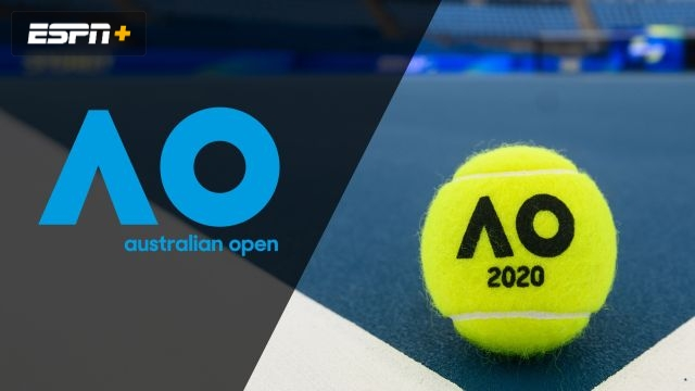 Mon, 1/27 - Australian Open Highlight Show