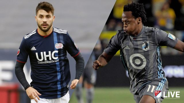 New England Revolution vs. Minnesota United FC