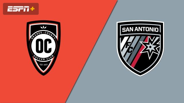 Orange County SC vs. San Antonio FC (USL Championship)