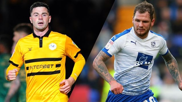 Newport County vs. Tranmere Rovers (Playoff Final) (English League Two)