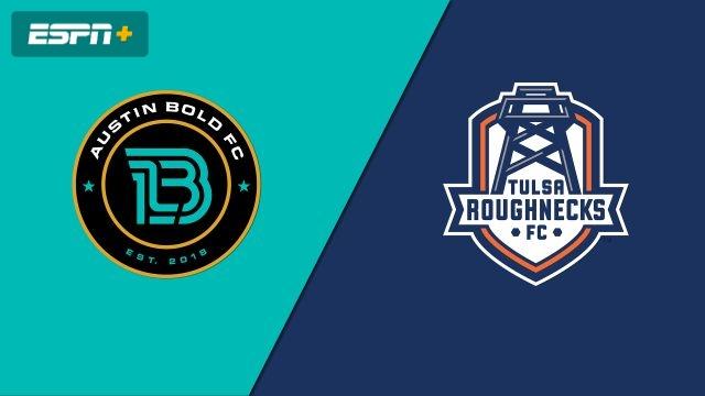 Austin Bold FC vs. Tulsa Roughnecks FC (USL Championship)
