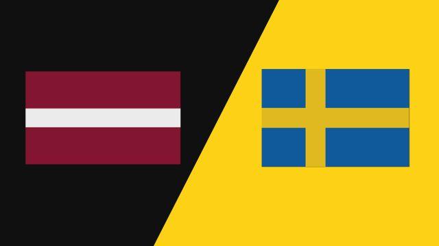 Latvia vs. Sweden (FIBA World Cup 2019 Qualifier)