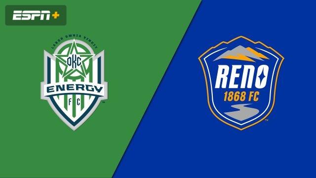 OKC Energy FC vs. Reno 1868 FC (USL Championship)