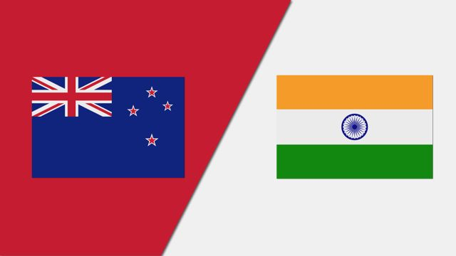 New Zealand vs. India (2nd ODI)