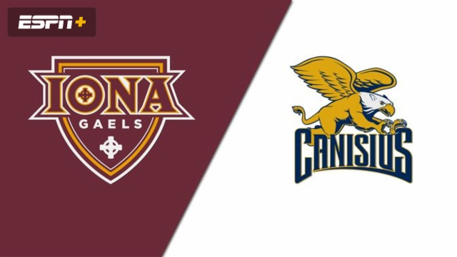 Iona vs. Canisius (M Basketball)