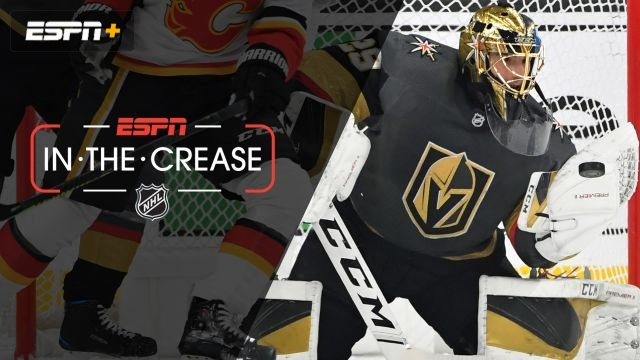 Mon, 11/18 - In the Crease: Can Fleury cool down Flames?