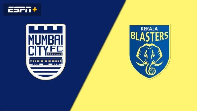 Mumbai City FC vs. Kerala Blasters FC