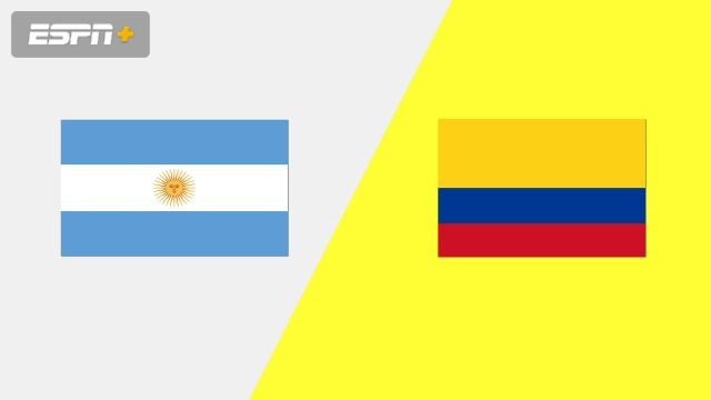Argentina vs. Colombia (Group Phase)