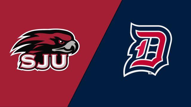 Saint Joseph's vs. Duquesne (W Lacrosse)