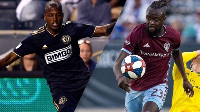 Philadelphia Union vs. Colorado Rapids (MLS)