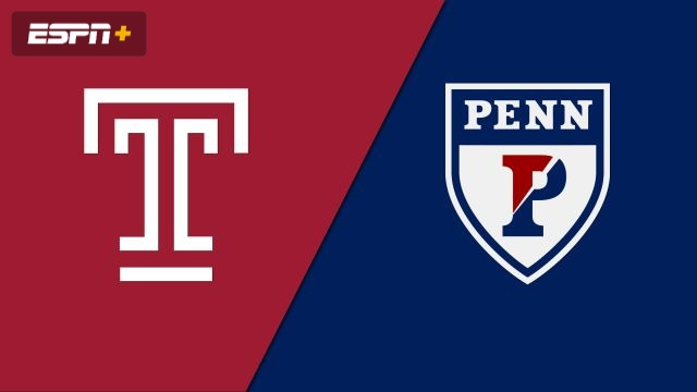 Temple vs. Pennsylvania (M Basketball)