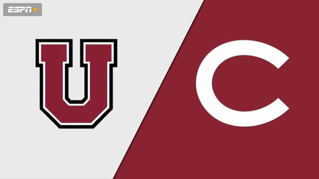 Union vs. Colgate (M Hockey)