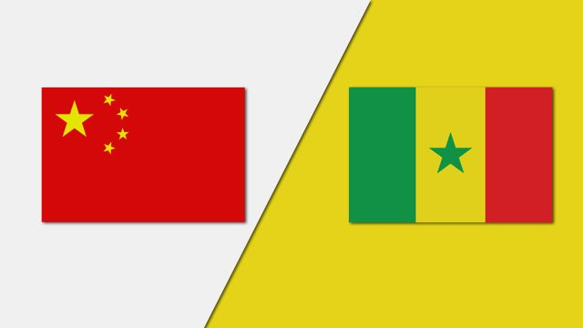 China vs. Senegal (Group Phase)