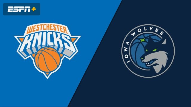 Westchester Knicks vs. Iowa Wolves