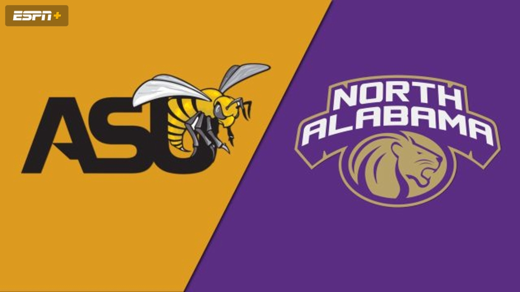 Alabama State vs. North Alabama (Baseball)