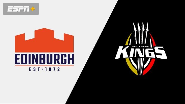Edinburgh vs. Southern Kings (Guinness PRO14 Rugby)