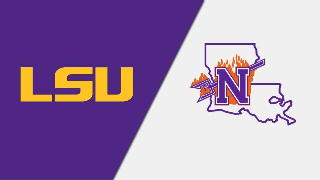 #1 LSU vs. Northwestern State (Baseball)