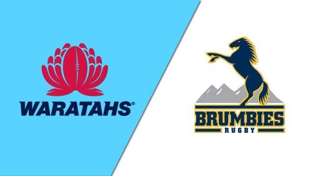 Waratahs vs. Brumbies (Super Rugby)
