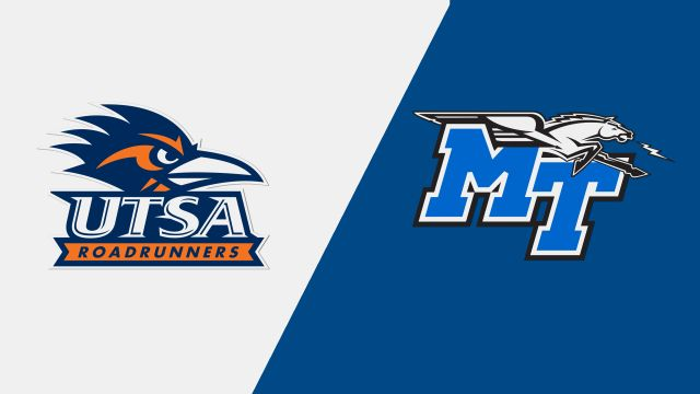 UTSA vs. Middle Tennessee (M Basketball)