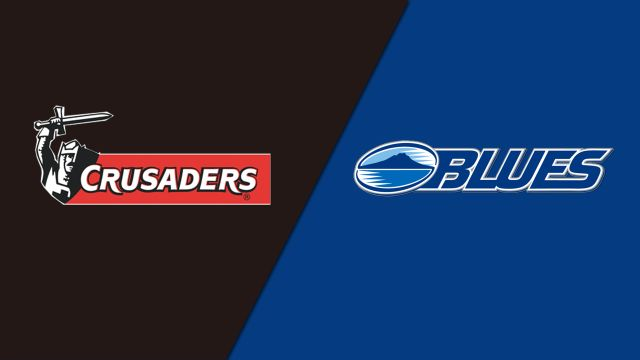 Crusaders vs. Blues