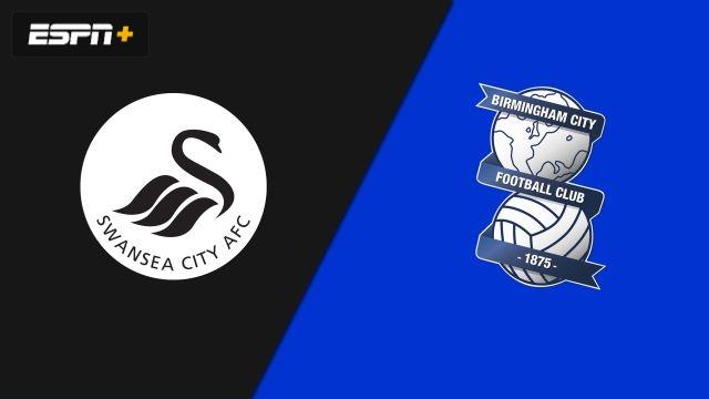 Swansea City vs. Birmingham City (English League Championship)