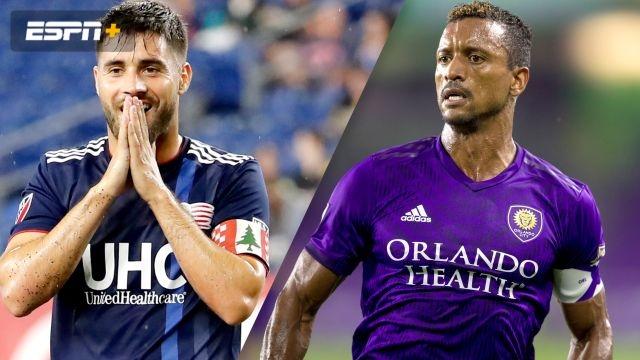 New England Revolution vs. Orlando City SC (MLS)
