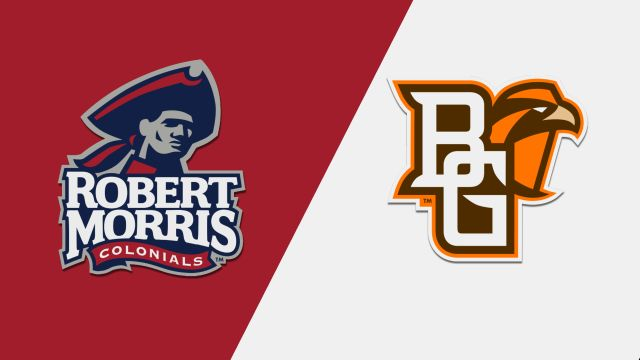Robert Morris vs. Bowling Green (W Basketball)